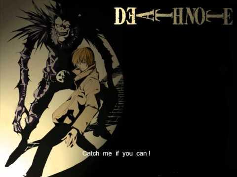 Nightcore-Alumina, death note ending 1