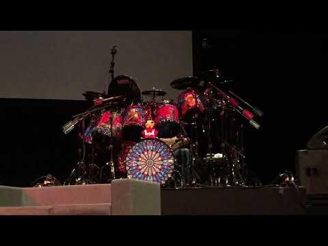 ROADKILL - Nicko's Drum Solo.