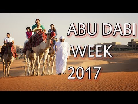 Abu Dhabi Week 2017 - JLN Stadium, New Delhi || Arrive 24 news ||