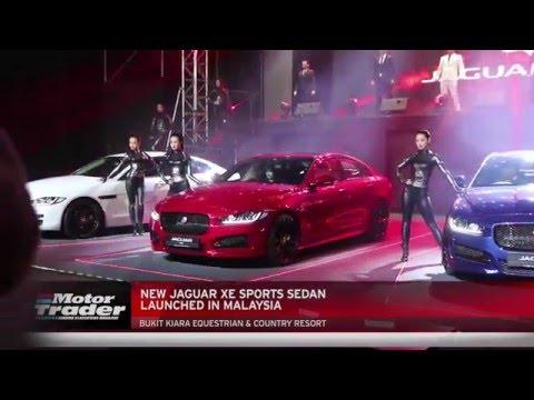 MT News: New Jaguar XE Sports Sedan Launched in Malaysia