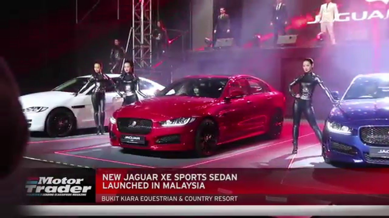 new car release 2016 malaysiaMT News New Jaguar XE Sports Sedan Launched in Malaysia  YouTube