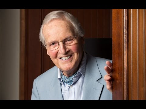 Nicholas Parsons Life Story Interview - Aged 92 / BBC Radio 4 Just A Minute / Watch