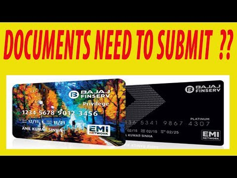 Do Ents That Need To Submit To Get An Emi Card