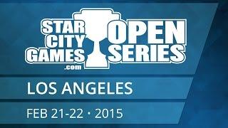 SCGLA - Standard - Finals - David Moline vs Chad White [Magic: the Gathering]