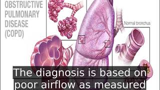 what is copd   Information about Chronic obstructive pulmonary disease