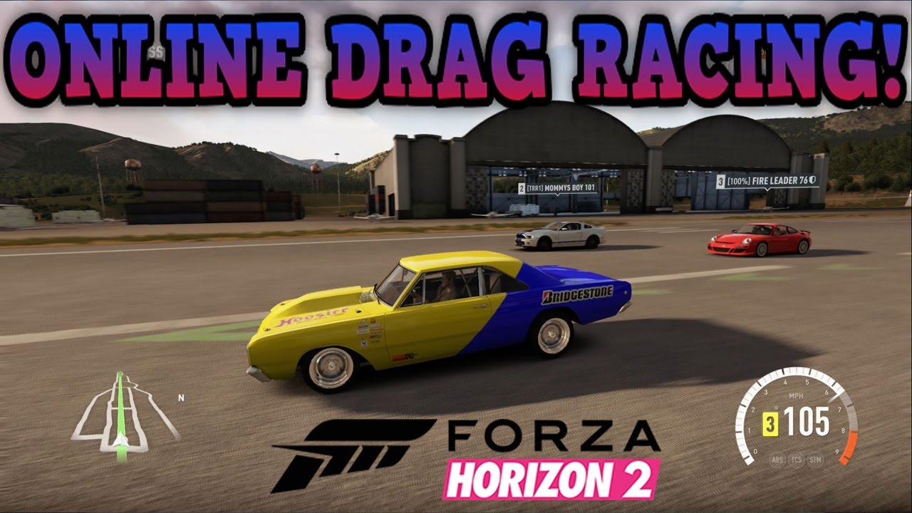Dodge Dart Philippines >> Forza Horizon 2: ONLINE DRAG RACING! (AWESOME CARS!) | Doovi