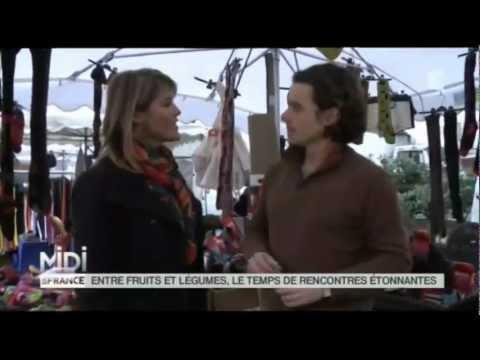 BERTHE AUX GRANDS PIEDS - MIDI EN FRANCE FRANCE 3 - /01/2012
