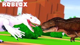 CREATING THE TYCOON OF DINOSAURIOS IN ROBLOX!!!