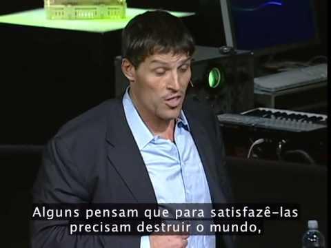 Ted Talk:Tony Robbins - Por que fazemos o que fazemos