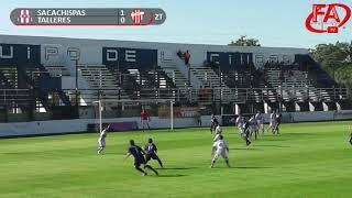 FATV 18/19 Fecha 11 - Sacachispas 1 - Talleres 0