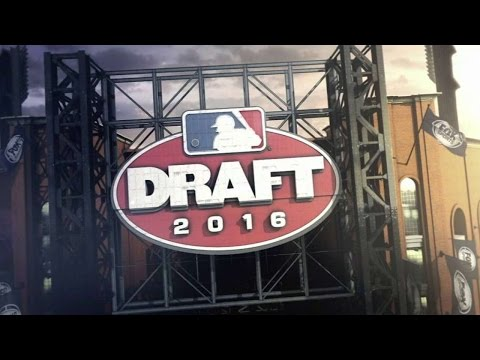 NYM@MIL: Brewers announce 46th pick in the MLB Draft