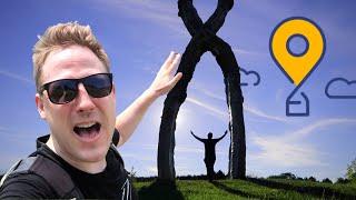 I FOUND MY OWN GEOCACHE! (Aug 20' #GeoChallenge of the Month)