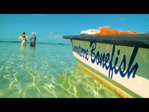 Bone Fishing In Exuma With Island Routes