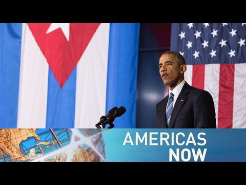 Americas Now— North to South Visit 03/21/2016