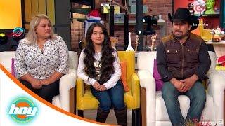 Entrevista con Rubí, la quinceañera más famosa de México | Hoy