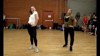 Baixar Maddie Ziegler & Charlize Glass - Dem Beats (Brian Friedman Choreography)