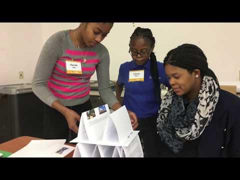 Business Volunteers Mentor Students
