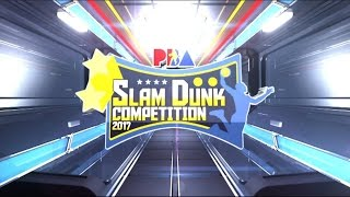 Slam Dunk Challenge Full Video | PBA All-Star 2017