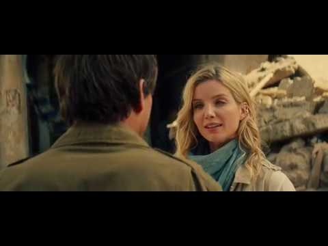 Annabelle Wallis & Tom Cruise in The Mummy 2017  first appearance movie  15