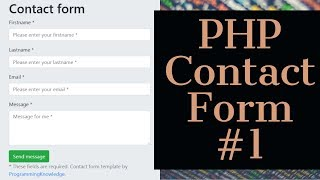 Php tutorial | how to create a ...