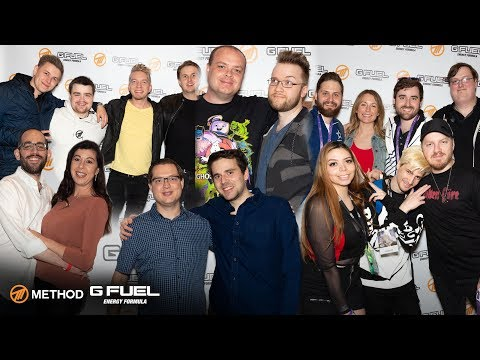 Who Attended the Method x GFUEL BlizzCon After-party?
