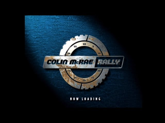 Playthrough [PSX] Colin McRae Rally