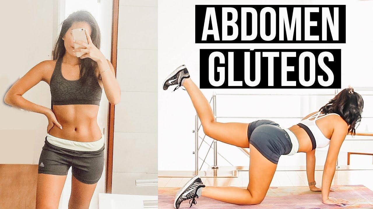ejercicios en el gym para abdomen y cintura