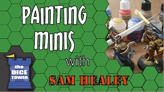Painting Minis with Sam