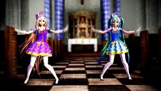 【MMD】サヨナラ・グッバイ Sayonara Good Bye【IA&Miku】