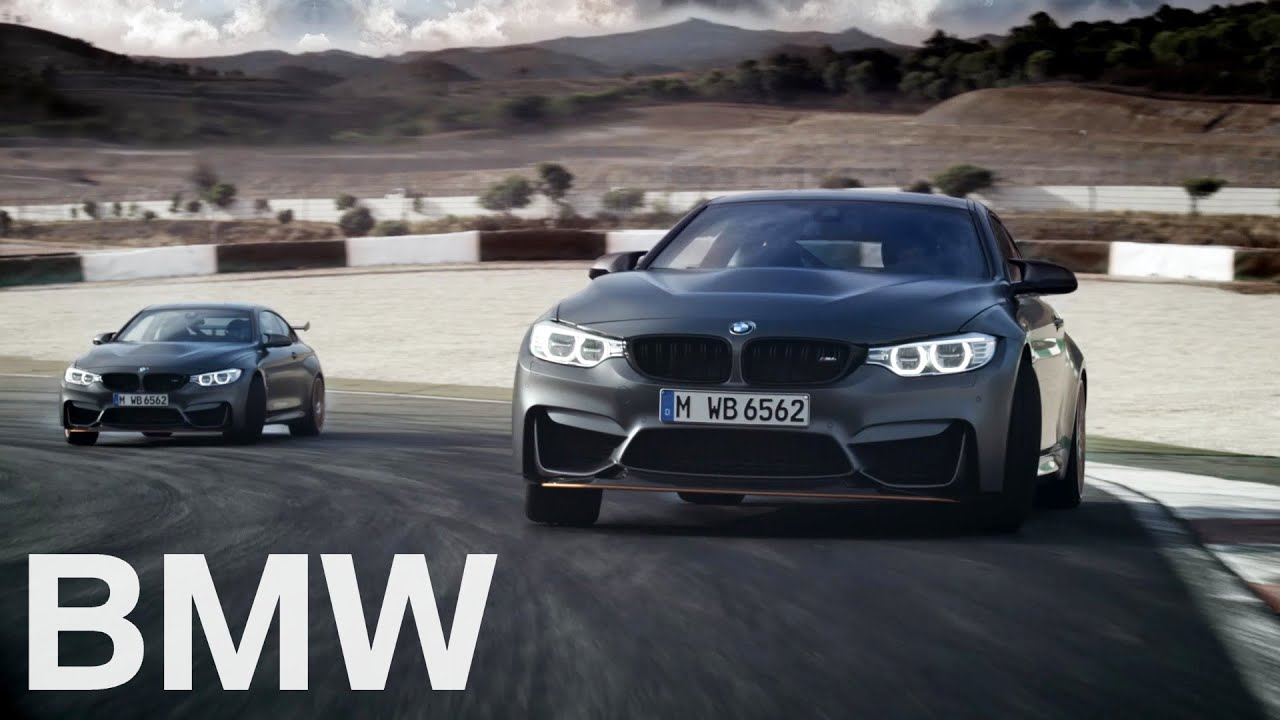 The new BMW M4 GTS 500 hp sports car  YouTube