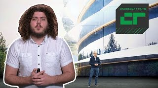 Apple pledges $350 billion investment in U.S. economy | Crunch Report