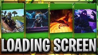 LOADING SCREEN CHALLENGE !!