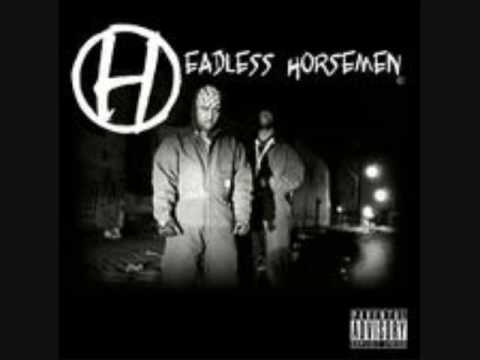 HEADLESS HORSEMEN / NECROPHOBIC
