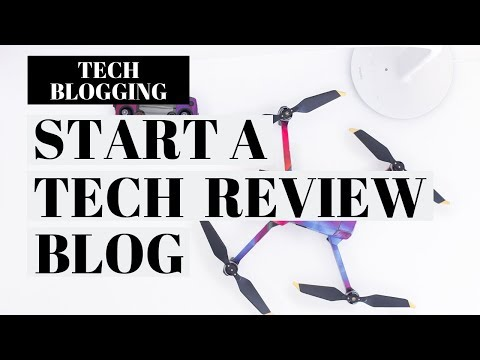 11a85fce69b How To Start A Tech Review Blog Tech Blogging Tutorial