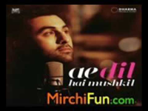 SabWap CoM ae dil hai mushkil audio full...