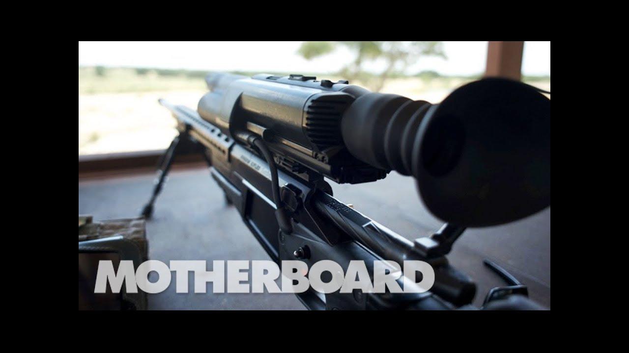 The Gun That Aims Itself (Trailer)