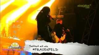 SEEED - Waterpumpee + Waste my Time + Music Monks @ Frauenfeld Open Air 2013