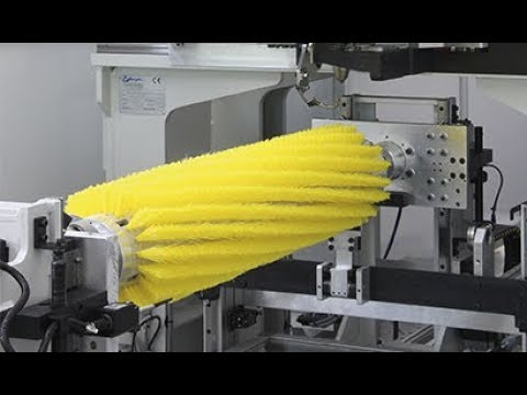 Borghi ECO TECH  brush making machine