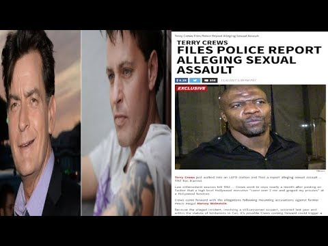 Charlie Sheen Accused Of Abusing Corey HaimTerry Crews Files a police report