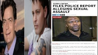 Charlie Sheen Accused Of Abusing Corey Haim+Terry Crews Files a police report