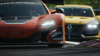 Gran Turismo Sport Official E3 2016 Gameplay Trailer