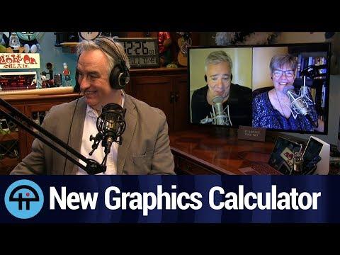 New Graphics Calculator in Windows