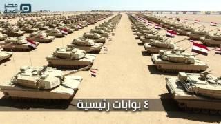 """مصر العربية   """"محمد نجيب""""  القوات المسلحة تعزز من قواتها"""