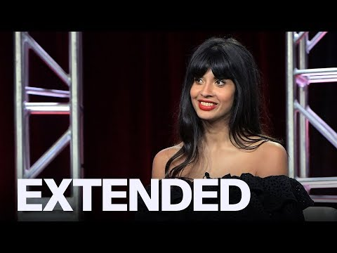 Jameela Jamil Talks Standing Against Extreme Weight Loss | EXTENDED