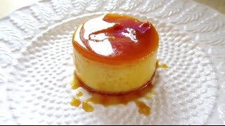 Coconut Flan - Simple And Easy (flan De Coco)