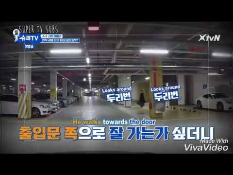 (Super TV) Staff tested Super Junior with money. Lee Donghae and Eunhyuk reaction is the cutest ones