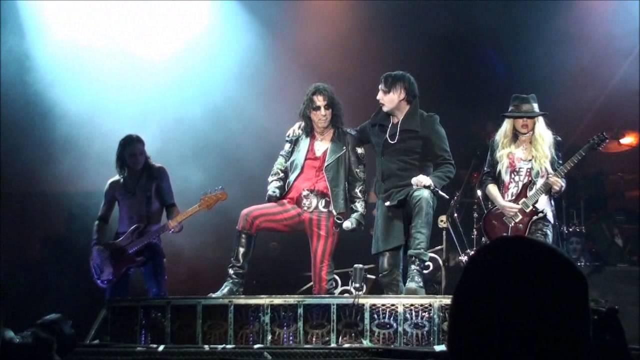 Marilyn Manson 2013 Live