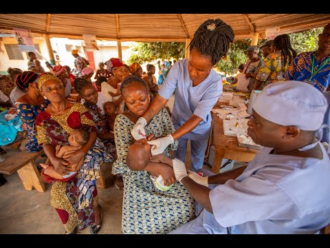 How Communications Propelled a Successful Rotavirus Vaccine Introduction in Benin