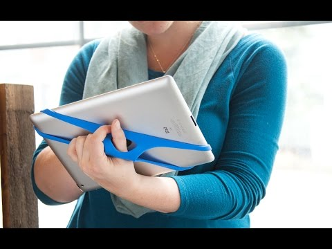 Padlette - One-Handed Tablet Handle