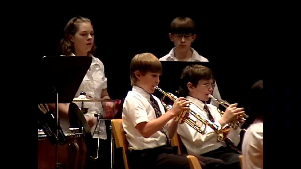 NCCS Middle School Program  5-25-05